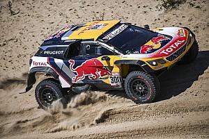 Dakar Nieuws Dakar 2018: Peterhansel in de problemen na crash in dertiende etappe