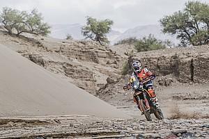 Dakar, Motosiklet ve ATV klasmanında 12. etabı iptal etti