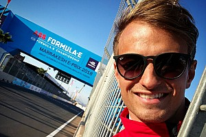 Formula E Test Müller da record fra i rookie, Giovinazzi e Caldarelli nei top 8!