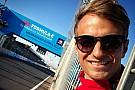 Formula E Kutya a pályán: Nico Müller volt a leggyorsabb a Formula E-teszten