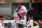 Ocon: Force India'nın gücünü herkese gösterdik