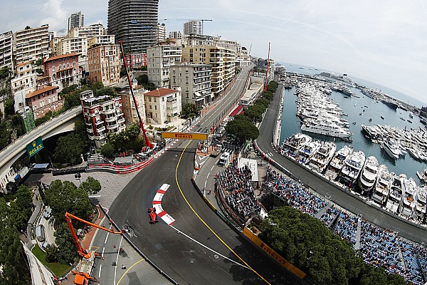Formula 1 Livefeed Live: Follow Monaco GP practice as it happens