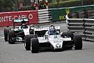 Keke e Nico Rosberg completam demonstração em Mônaco