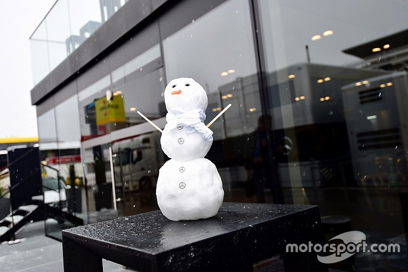 Barcelona testinin soğuk geçme ihtimali Pirelli'yi endişelendiriyor