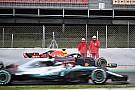 """Forma-1 Hamilton: """"Lehet, hogy csak a Red Bull mögött vagyunk..."""""""