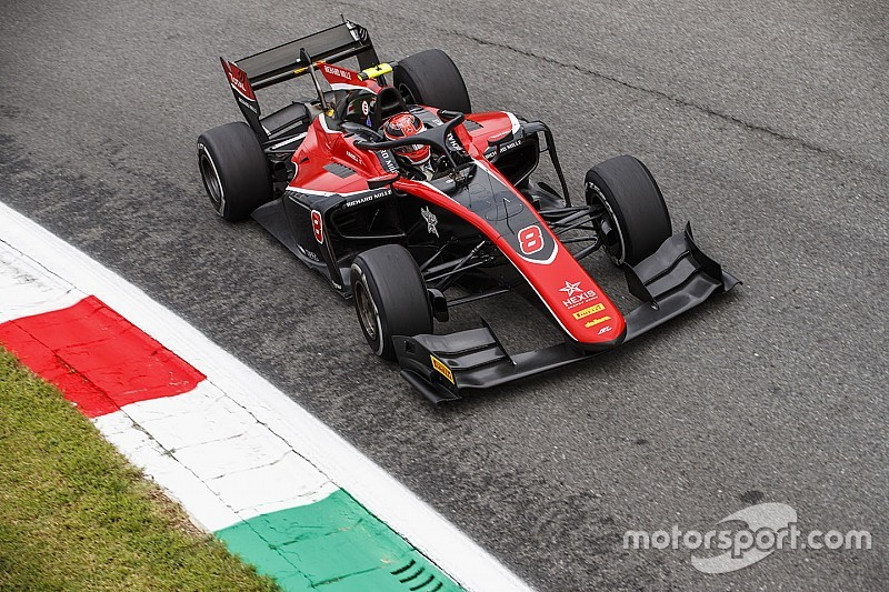 Monza F2: Russell bags crucial pole