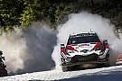 Toyota needs more speed to win WRC title - Tanak