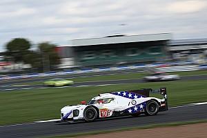 "DragonSpeed'in LMP1'i Silverstone'da ""vahşi bir at"" gibi davranmış"
