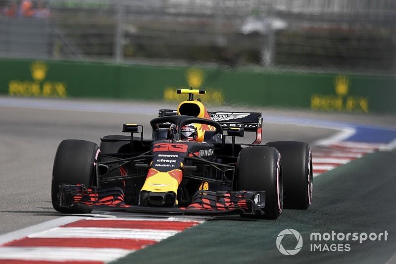 Verstappen punito: tre posizioni in griglia (inutili) e due punti sulla patente