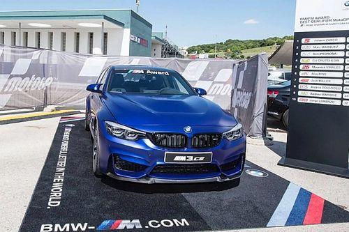 Már most készül az új BMW M3 CS?