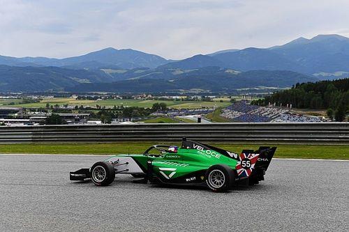 W Series Austria: La campeona Chadwick logra la pole
