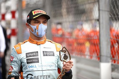 """Brown: Lando Norris """"as fast as anyone on the grid"""" in F1"""