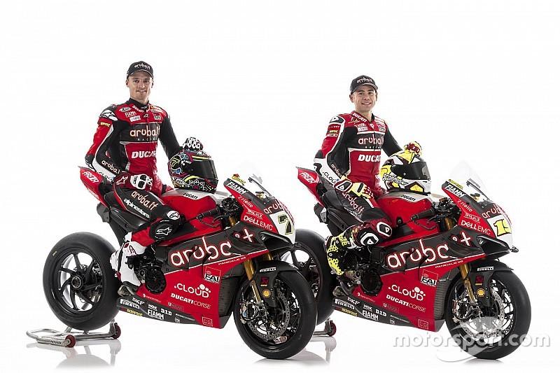 Nouvelle moto, nouveau duo, et nouveau départ pour Ducati