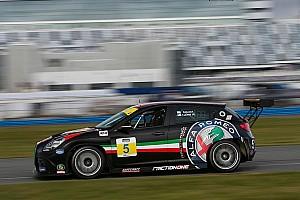 Papadopulos e Popow sulla seconda Alfa Romeo della KMW/TMR a Daytona