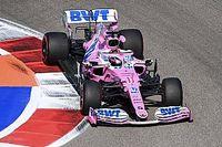 """F1: Racing Point se diz """"surpresa"""" com críticas de Pérez sobre isolamento"""