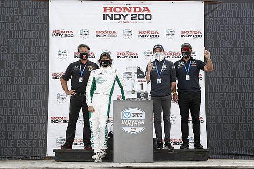 Andretti Autosport partners athlete fan-investment company