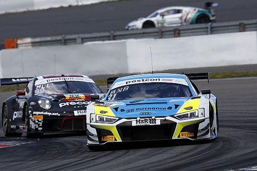 GT-Masters: Niederhauser & van der Linde führen Audi-Dreifachsieg an