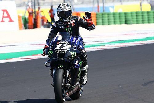 MotoGP: Viñales brilha no final e conquista pole para GP de San Marino