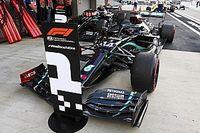 Hamilton op pole in Rusland ondanks 'vreselijke kwalificatie'