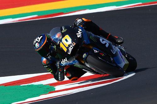 Moto2 - San Marino: victoria con suspense de Marini