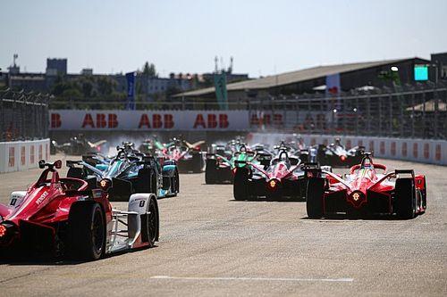 The top 10 Formula E drivers of 2020-21