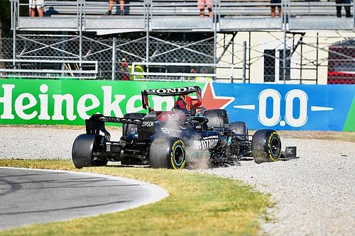 """Alonso: Verstappen, Hamilton """"did what they should do"""" in F1 clash"""