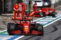 """Leclerc tenta ser positivo com Ferrari, mas admite: """"Não acredito que haverá milagre na corrida"""""""