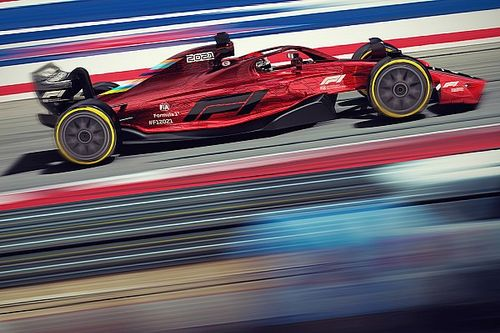 Fotostrecke: Das neue Formel-1-Auto 2022