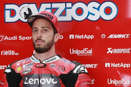 MotoGP: Ducati garante a presença de Dovizioso em Jerez após cirurgia bem-sucedida