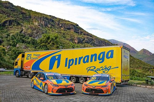 Stock Car: Ipiranga Racing lança e nomeia carro para temporada 2021