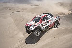 Rallye Dakar 2019: Nur noch eine Etappe trennt Nasser Al-Attiyah vom Sieg