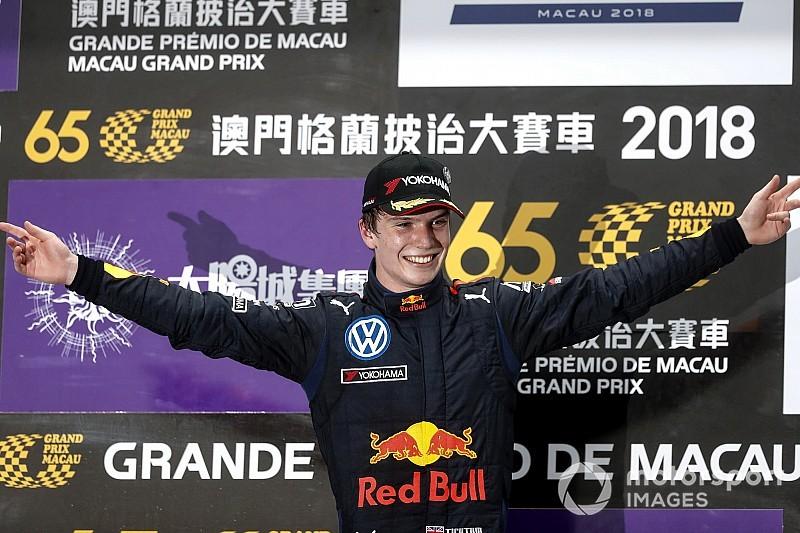 Red Bull accelera per la superlicenza di Ticktum: vuole farlo esordire in F1 prima del 2020?