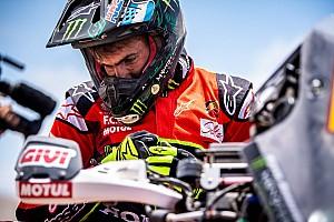 Benavides termina decepcionado el Rally Dakar 2019