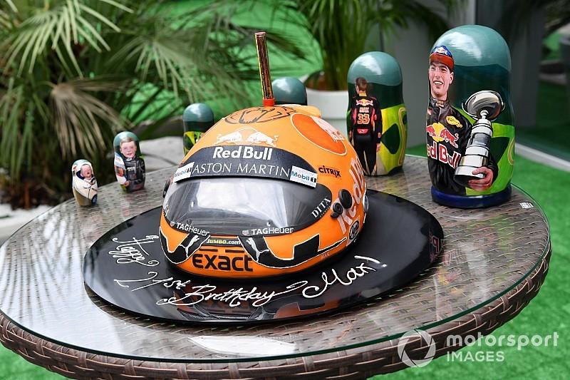 GALERI: Suasana dan aksi balapan GP Rusia