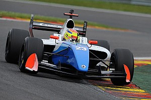 Formula V8 3.5 Sıralama turları raporu Spa F3.5: Kırmızı bayraklı seansta Vaxiviere pole pozisyonunu kazandı