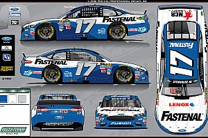 NASCAR Cup Breaking news Stenhouse to honor Bryan Clauson at Bristol with paint scheme
