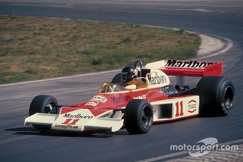 Ma 43 éve, hogy James Hunt megszerezte az első rajtelsőségét az F1-ben