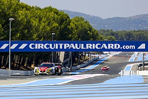 GT Race report Paul Ricard RST: Rueda and Sathienthirakul claim first win