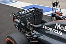 McLaren resucita un agresivo concepto de alerón trasero