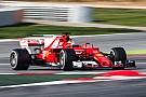 F1 2017测试首日:维特尔领跑上午圈速榜,博塔斯狂跑79圈