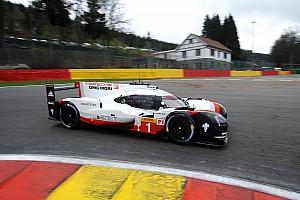 WEC Отчет о квалификации Porsche и G-Drive выиграли поулы в Спа, Петров разбил машину