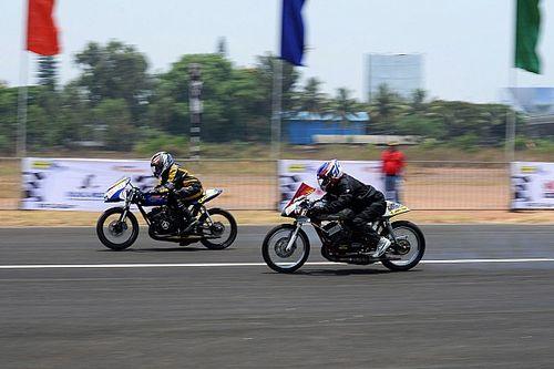 JK Tyre Vroom: Riyaz, Joseph triumph in Super Bikes, Super Cars