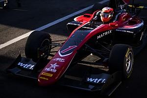 GP3 Preview Le test F1 d'Aitken à Jerez, avantage ou inconvénient?