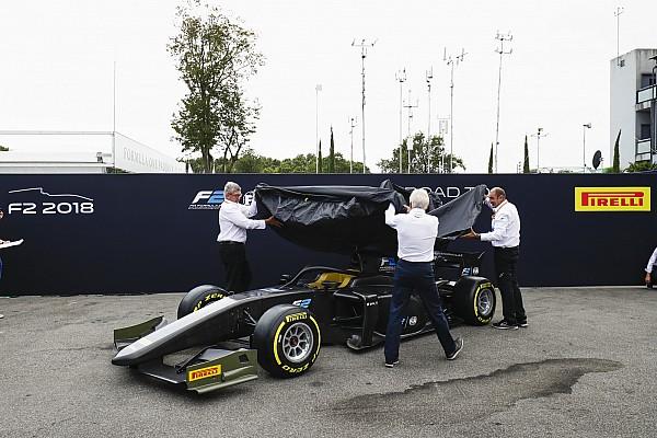 """FIA F2 BRÉKING Az F2 """"kötelezően ajánlott"""" lett az F1-es debütáláshoz"""