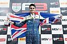 British F3 Ahmed égale Senna et devient le plus jeune Champion de British F3