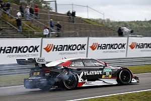 DTM Breaking news Audi brushes off Glock's race manipulation claims