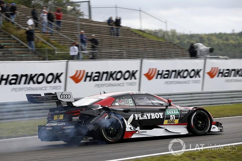 Audi brushes off Glock's race manipulation claims