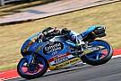 Moto3 Bastianini é pole em treino marcado por acidente assustador