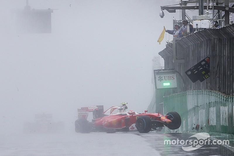 Raikkonen: F1's wet tyres were better a decade ago