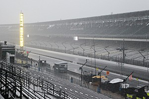 IndyCar Actualités La pluie, ou comment rendre l'Indy 500 encore plus imprévisible